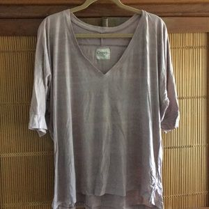 Gypsy05 V Neck T shirt Size Large